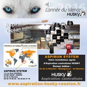 husky-aspiration-centralisée-océan-indien-ile-reunion-saint-joseph